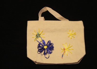 Ribbon Tote Bag (2 sessions)