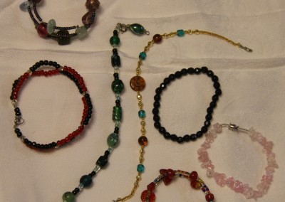 Glass Bead Jewelry